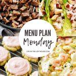 Menu Plan Monday #379