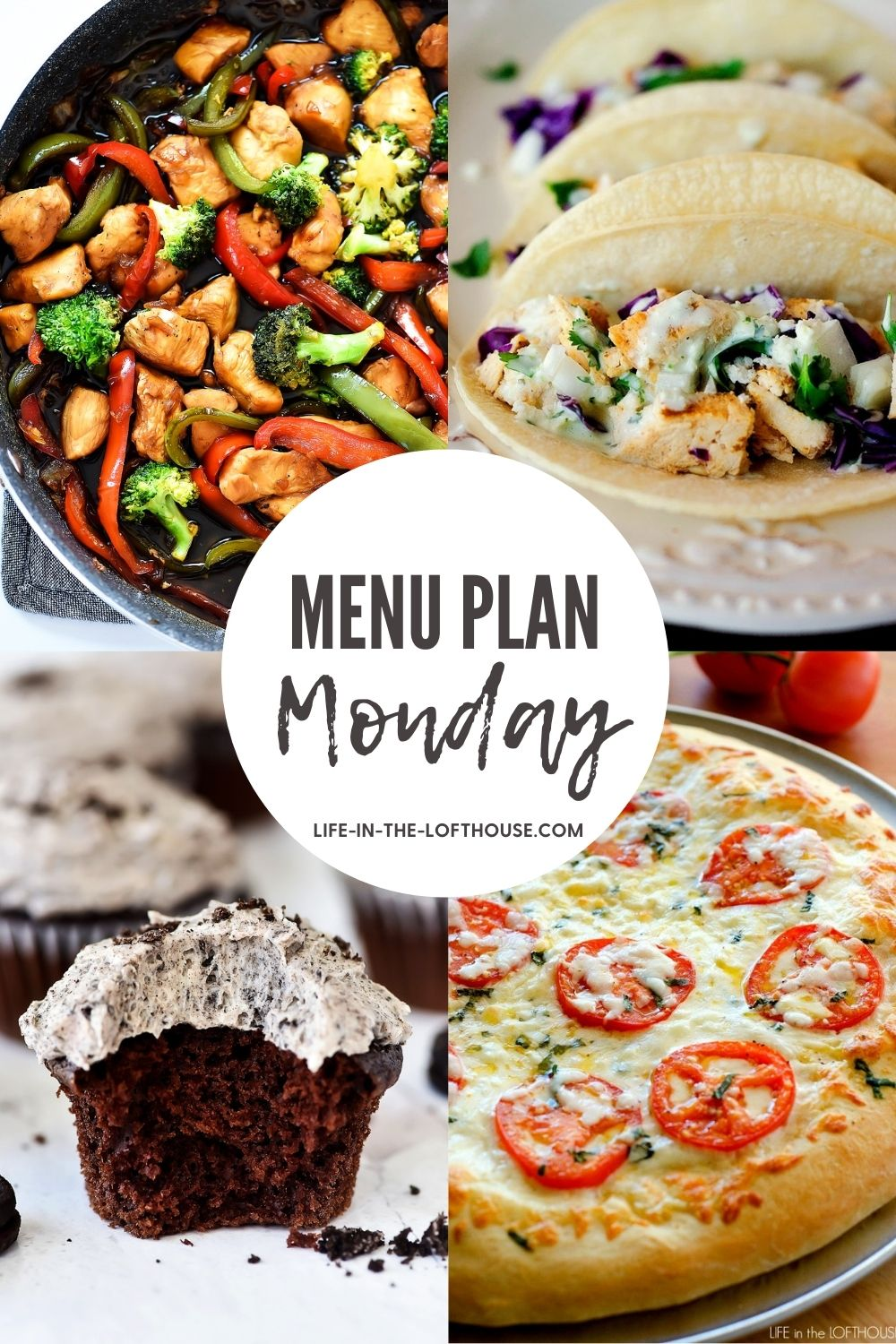 Menu Plan Monday is a list of family-friendly meals that are great for busy weeknights.