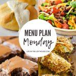 Menu Plan Monday #384