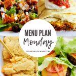 Menu Plan Monday #388