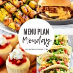 Menu Plan Monday #389