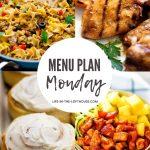 Menu Plan Monday #393