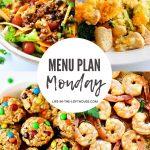 Menu Plan Monday #394