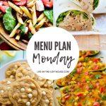 Menu Plan Monday #395
