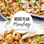 Menu Plan Monday #396
