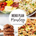 Menu Plan Monday #399