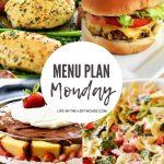 Menu Plan Monday #400