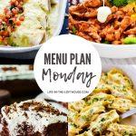 Menu Plan Monday #402